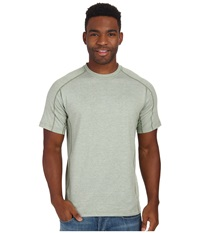 Royal Robbins Dri Release Crew Artichoke Men's Short Sleeve Pullover Green