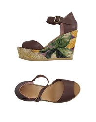 Fornarina Footwear Sandals Women Khaki