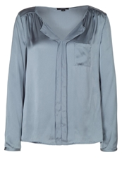 Comma Tunic Light Blue