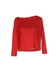 Snobby Sheep Sweaters Red