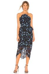 Elliatt Times Dress Navy