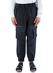 Y 3 Air Mesh Cargo Pants Black