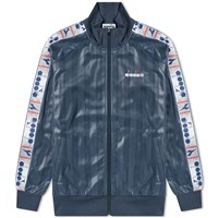 Diadora Offside Track Jacket Blue