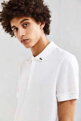 Lacoste Holiday Animation Polo Shirt White