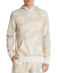 Wesc Mike Camouflage Pullover Hoodie Pastel Woodland