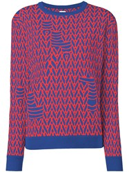 Opening Ceremony Crew Jumper Blue