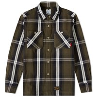 Wtaps Union 03 Shirt Brown