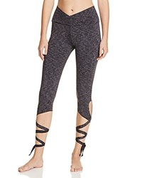 Onzie Ballerina Capri Leggings 100 Bloomingdale's Exclusive Heather Grey