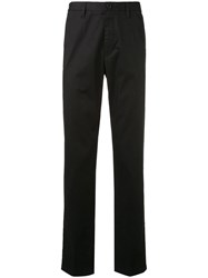 Kent And Curwen Classic Chino Trousers Black