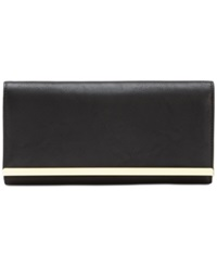 Style And Co. Clutch Wallet Purple