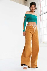 Silence And Noise Stacy Skater Chino Pant Taupe