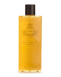 Agraria Bitter Orange Bath And Shower Gel Orange