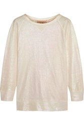 Giambattista Valli Cotton Lame Sweatshirt