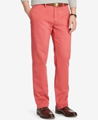 Polo Ralph Lauren Men's Classic Fit Chino Pants Red