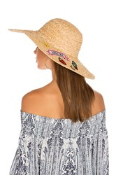 Hat Attack Patch Sunhat Tan