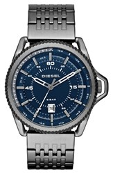 Men's Diesel 'Rollcage' Bracelet Watch 46Mm
