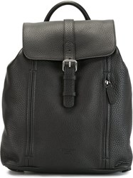 Giorgio Armani 'Unger' Backpack Black