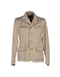 Museum Coats And Jackets Jackets Men Sand
