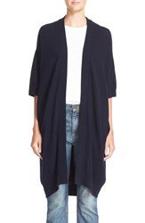 Vince Women's Elbow Sleeve Long Cashmere Cardigan