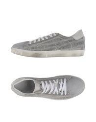 Primabase Footwear Low Tops And Trainers Men Grey