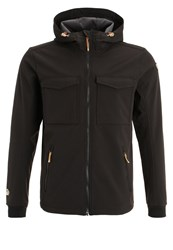 Icepeak Tommy Soft Shell Jacket Black