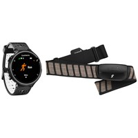 Garmin Forerunner 230 Gps Running Watch With Heart Rate Monitor Black