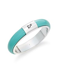 Diane Von Furstenberg Love Is Life Bangle Bracelet Turquoise