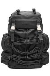 Dsquared2 Backpack In Mesh And Twill