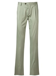 Etro Tailored Trousers Green