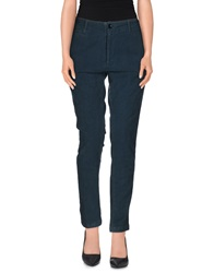 Local Apparel Casual Pants Slate Blue