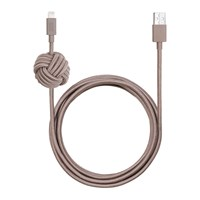 Native Union Ultra Lightning Night Cable Taupe