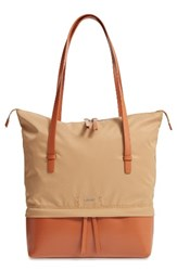 Lodis Barbara Commuter Tote Brown Light Brown
