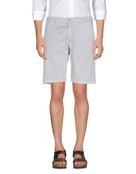 Massimo Rebecchi Bermudas Light Grey