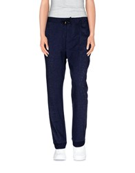 Jijil Trousers Casual Trousers Women Dark Blue
