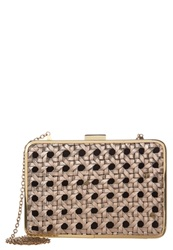 Kiomi Clutch Gold