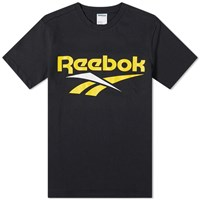 Reebok Vector Tee Black