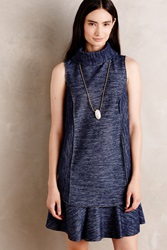Zoa Denim Knit Dress