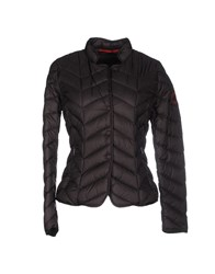 Jan Mayen Down Jackets Dark Brown