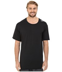 Adidas Techfit Fitted Short Sleeve Tee Black Men's T Shirt