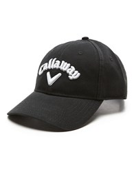Callaway Golf Heritage Washed Hat Black