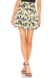 C Meo Collective Enlight Skirt Yellow