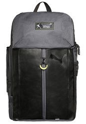 Puma Apex Sports Bag Black Asphalt
