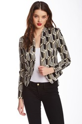 Genetic Denim White Hot Blazer Multi