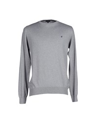 Brooksfield Knitwear Jumpers Men Dark Blue