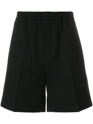 Golden Goose Deluxe Brand Elasticated Hem Shorts Black