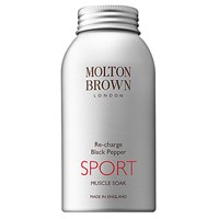 Molton Brown Re Charge Black Pepper Sport Muscle Soak 300G
