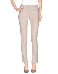 Carla G. Trousers Casual Trousers Women Light Grey