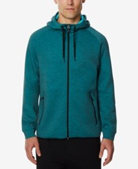 32 Degrees Men's Performance Hooded Sweatshirt Tropical Heather