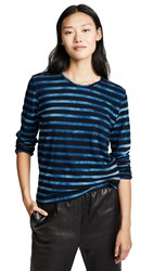 Freecity Twisted Striped Waters Top Beatlesbluewaters