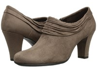 Aerosoles Starring Role Taupe Fabric Women's Shoes